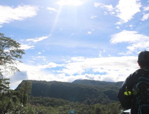 Aventura por el Alto Nangaritza