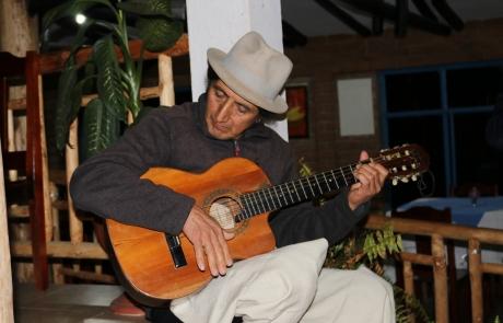 Alojamiento Inka Wasi - Baudilio Quizhpe