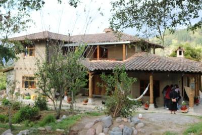 Alojamiento Darwin Wasi - Las Lagunas